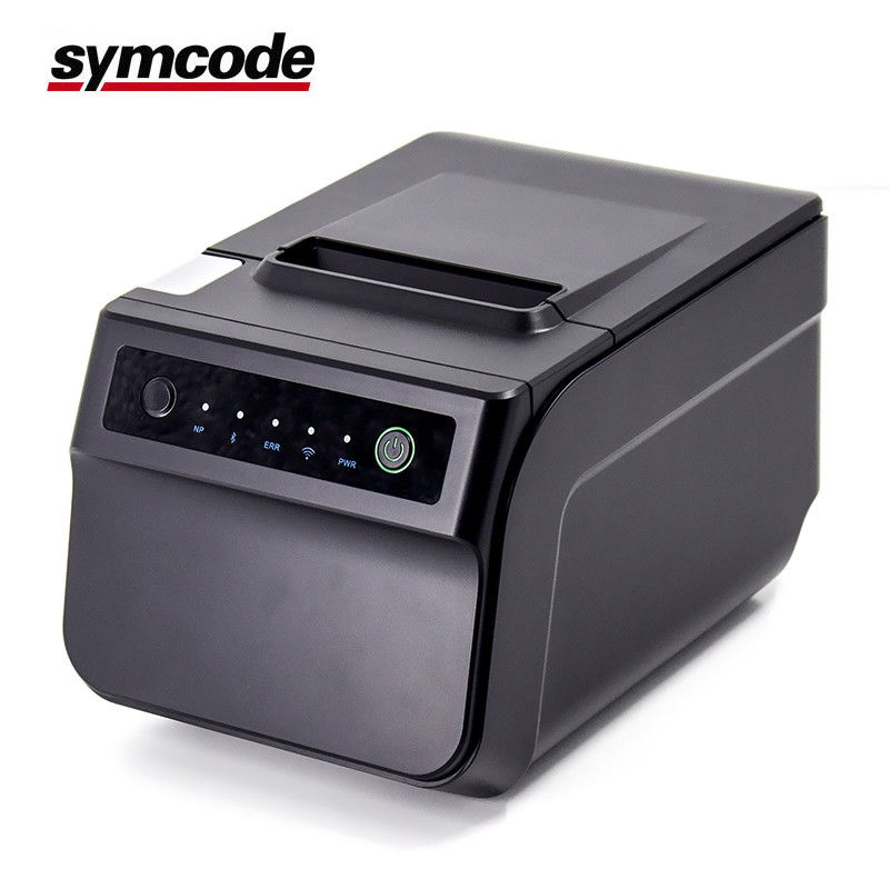 Wired Wifi Receipt Thermal Printer Thermal Line Printing Multiple Interfaces