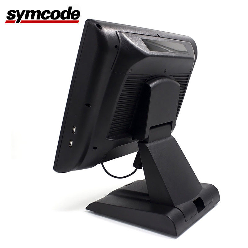 Built - In Speakers Touch POS Terminal Electronic Point Of Sale System